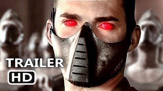 BUNKER PROJECT 12 Official Trailer (2018) Robots Army Sci Fi Movie HD