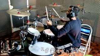 Romão Neto - Dittohead [Slayer Drum Cover]