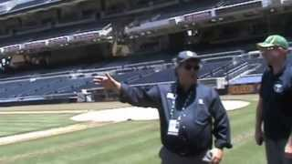 Pacman072286 in Petco Park Tour July 15th 2013 Part 6 of 8