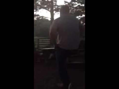 Dapper Dan throws down