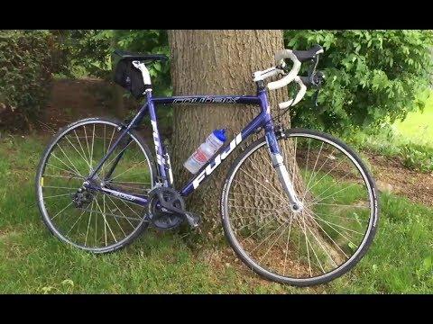 Fuji Roubaix After 6,000 Miles!