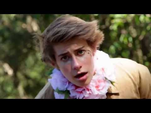 Apollo and Daphne (Surreal Student Film 2014)