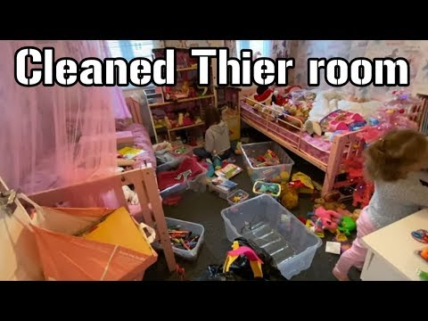 Cleaned their room #stevesfamilyvlogs