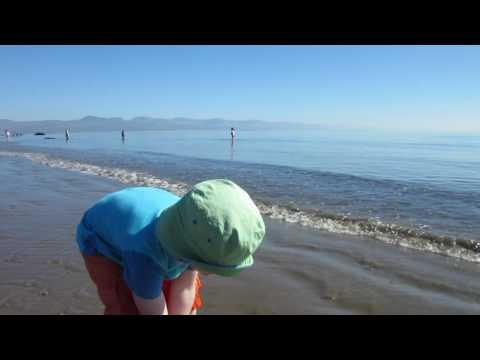 April 2017 Criccieth Beach - Planning a sea defence