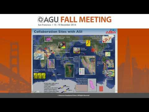 Using SAR and GPS for Hazard Management and Response: Progress and Examples from the Advanced...