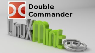 Double Commander for Linux Mint : Total Commander inspired dual panel file manager