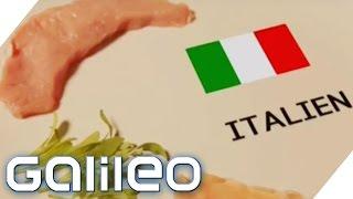 Italien vs. Östereich: Wer macht das bessere Schnitzel? | Galileo | ProSieben