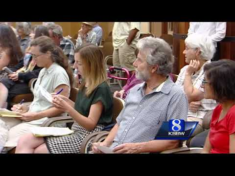 Santa Cruz County Natural resource commissions discuss climate change policy