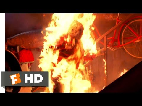 A Nightmare on Elm Street (1984) - Trapping Freddy Scene (8/10) | Movieclips