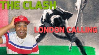 THE CLASH - LONDON CALLING |  REACTION