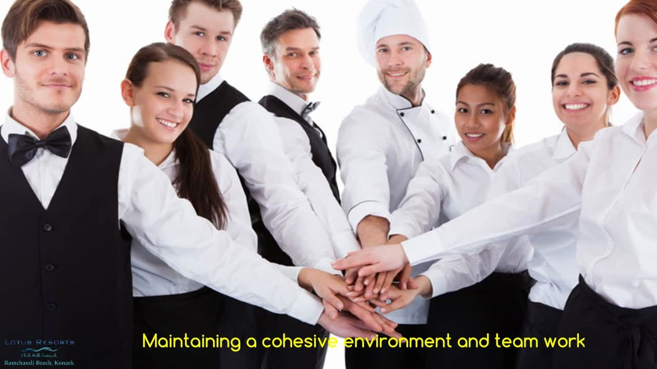 importance of teamwork in hotel industry