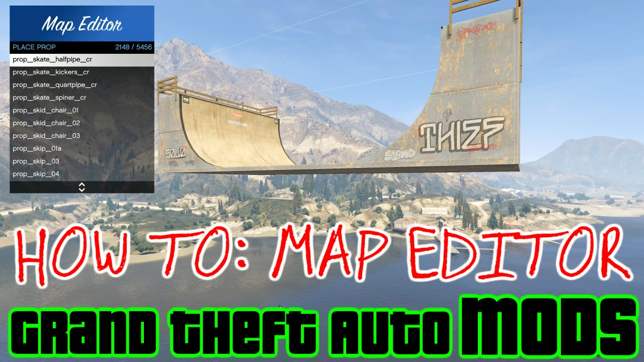 GTA 5 HOW TO INSTALL THE MAP EDITOR MOD (PROP STACKING) Map Editor Gta on assassins creed map editor, bioshock infinite map editor, crysis 3 map editor, rpg map editor, cod map editor, far cry 3 map editor, mario map editor, crysis 2 map editor,