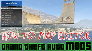 Скачать GTA 5 HOW TO INSTALL THE MAP EDITOR MOD PROP STACKING