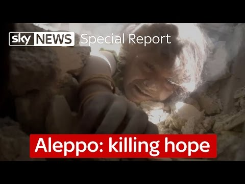 Aleppo: Killing Hope