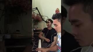 Yêu một người khó lắm . Cover Piano