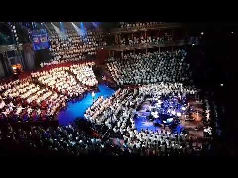Ella's solo at the Royal Albert Hall