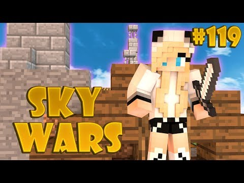 Minecraft Sky Wars #119|ТИМ МОД!(VimeWorld)