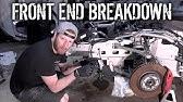 Budget Lotus Evora Pt 5 - Front End Breakdown