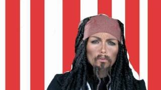 Johnny Depp  Jack Sparrow Make-Up | Kandee Johnson