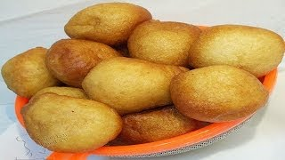Nigerian Puff puff (poff poff) :Nigerian Snacks & Small Chops
