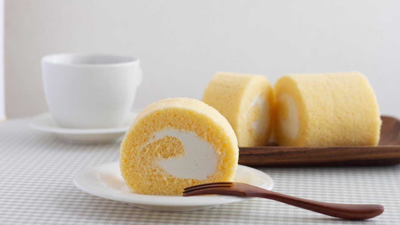 How To Make Roll Cake