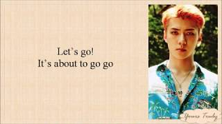 EXO - KO KO BOP [EASY LYRICS]