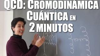¿Qué es la Cromodinámica Cuántica?