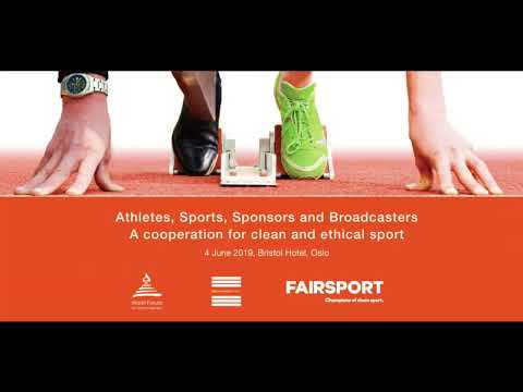 Anti-Doping in Sports Conference Oslo 2019