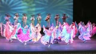 Ballet Folklórico de Jalisco -  Popurri...