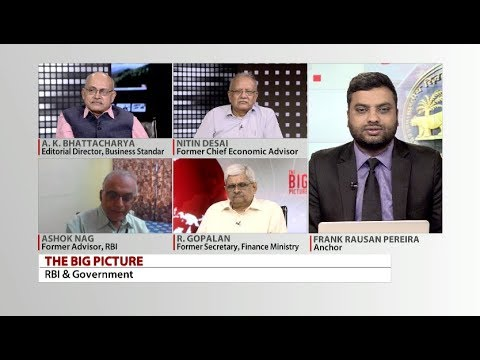 The Big Picture: RBI & Government