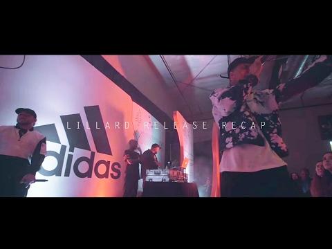 Yung Mil x Damian Lillard Adidas Release Party (RECAP)