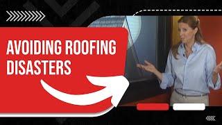 Honey Do Men: Avoiding roof disasters
