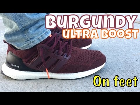 adidas ultra boost solar red 1.0 REVIEW AND ON FEET YouTube