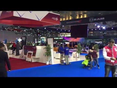 Qatar Motor Show 2016