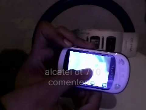 alcatel ot 710.wmv