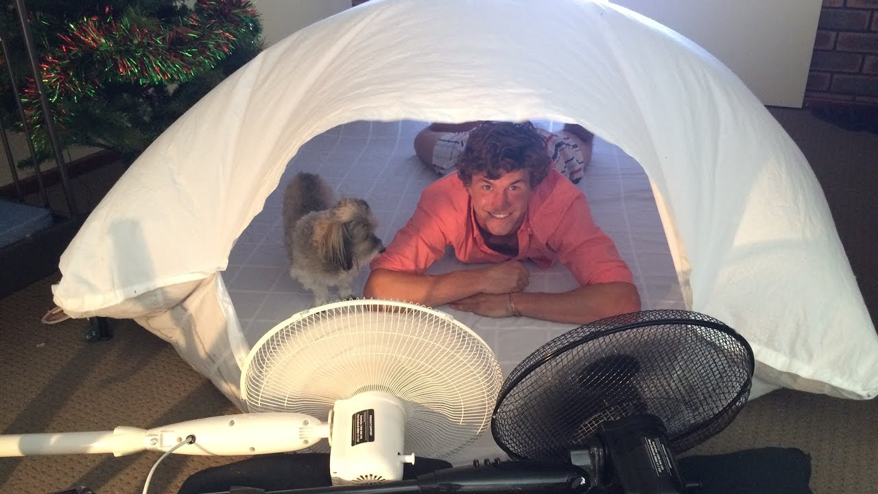FAN FORCED BLANKET FORT - AMAZING AND EASY & FAN FORCED BLANKET FORT - AMAZING AND EASY - YouTube