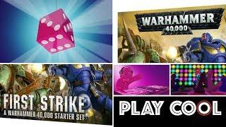 Prime impressioni su Warhammer 40k - ottava edizione