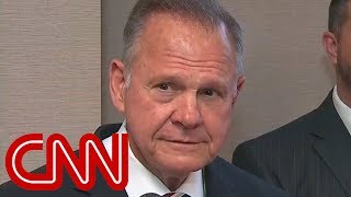 Roy Moore sues accusers, alleges 'political conspiracy'