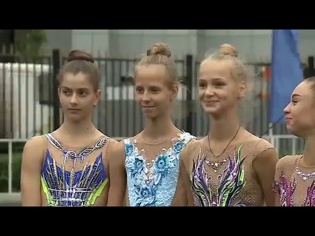 Кутузова   мастер класс по художественной гимнастике