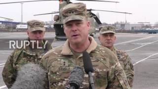 «الناتو» يُعزّز تواجده العسكري وسط وشرق أوروبا (فيديو)