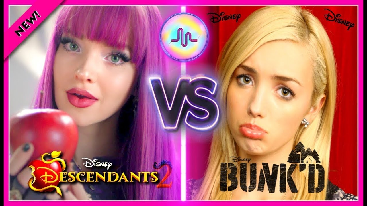 image Dove cameron vs emily osment rd 1 jerk off challenge