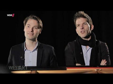 PIANO BATTLE @ WestArt on WDR-TV