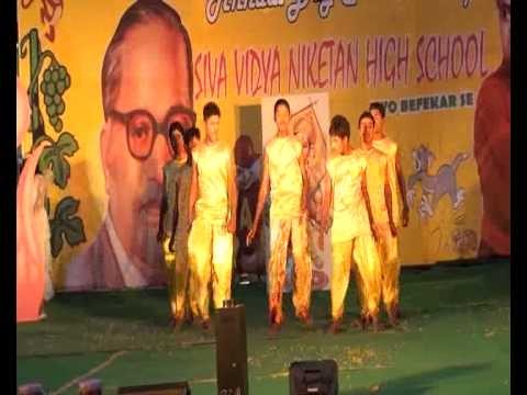 Annual day stage decoration youtube for Annual day stage decoration images