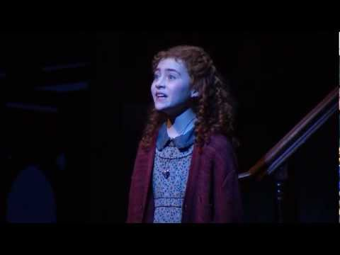 ANNIE on Broadway: Maybe