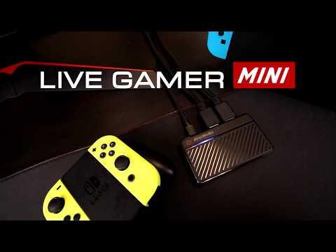AVerMedia Live Gamer MINI StreamEngine (GC311) Guide