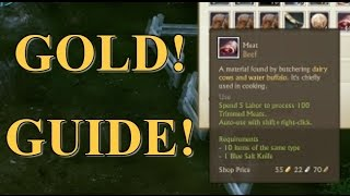 ArcheAge Farm Gold Guide!