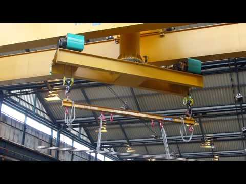 Pelloby Turntable Crane Rotating Load