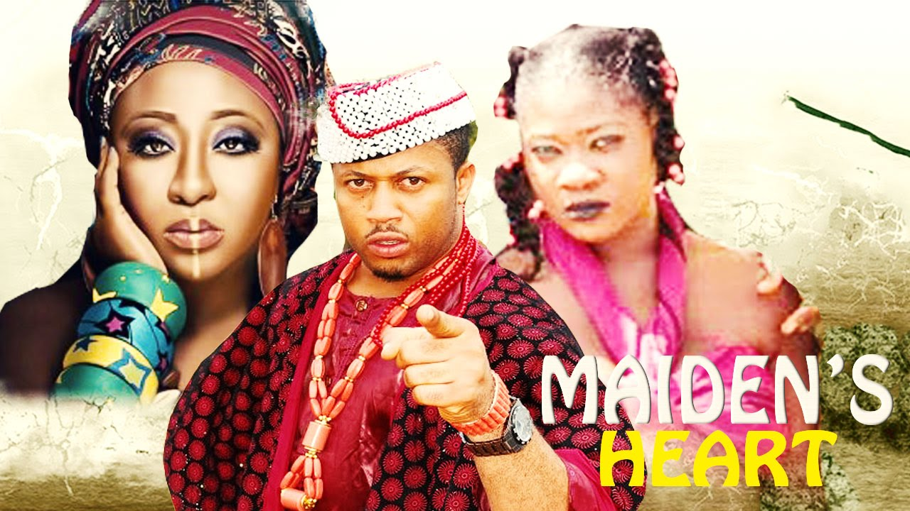 Download Maidens Heart -  Latest Nigerian Nollywood movie