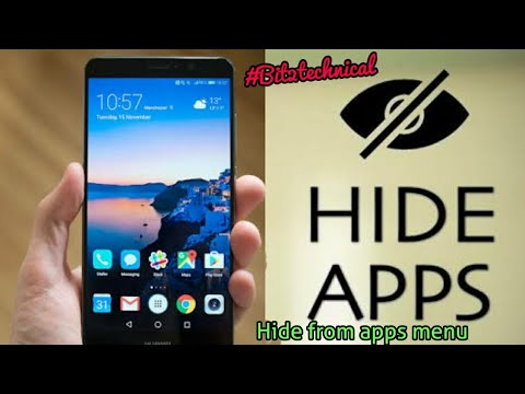 How To Hide Apps Best Launcher Ever(Without Root)