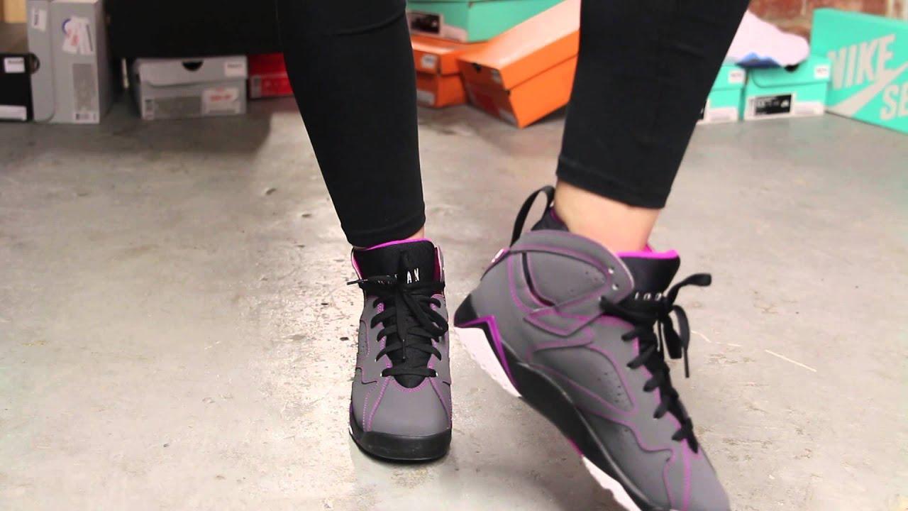 air jordan 7 retro 30th girls shoe